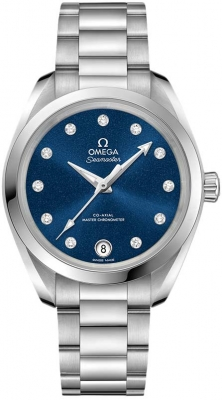 Omega Aqua Terra 150m Master Co-Axial 34mm 220.10.34.20.53.001