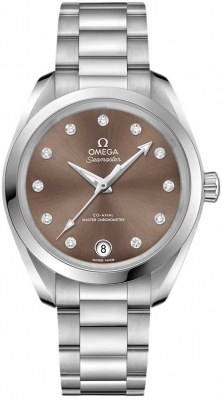 Omega Aqua Terra 150m Master Co-Axial 34mm 220.10.34.20.63.001