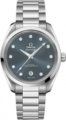 Omega Aqua Terra 150M Co-Axial Master Chronometer 38mm 220.10.38.20.53.001