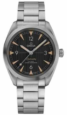 Omega Railmaster Co-Axial Master Chronometer 40mm 220.10.40.20.01.001