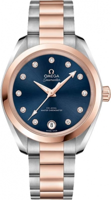 Omega Aqua Terra 150m Master Co-Axial 34mm 220.20.34.20.53.001