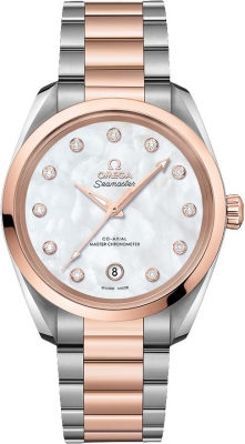 Omega Aqua Terra 150M Co-Axial Master Chronometer 38mm 220.20.38.20.55.001
