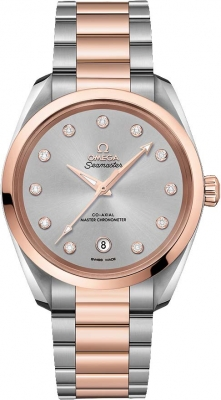 Omega Aqua Terra 150M Co-Axial Master Chronometer 38mm 220.20.38.20.56.002