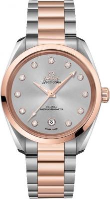 Omega Aqua Terra 150M Co-Axial Master Chronometer 38mm 220.20.38.20.56.002
