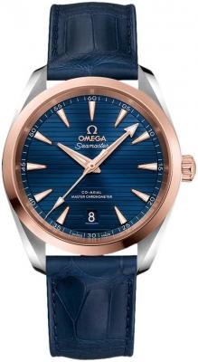 Omega Aqua Terra 150M Co-Axial Master Chronometer 38mm 220.23.38.20.03.001