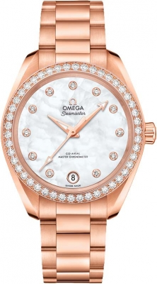 Omega Aqua Terra 150m Master Co-Axial 34mm 220.55.34.20.55.001