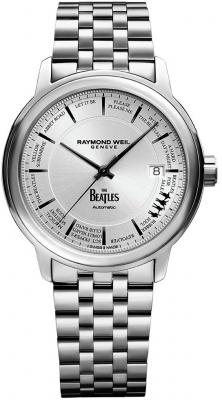 Raymond Weil Maestro 2237-st-beat1 Beatles Watch