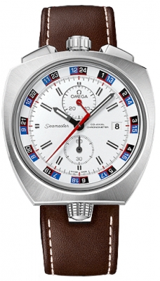 Omega Seamaster Bullhead Co-Axial Chronograph 225.12.43.50.04.001