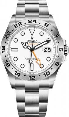 Rolex Explorer II 42mm 226570 White