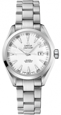 Omega Aqua Terra Ladies Automatic 34mm 231.10.34.20.04.001