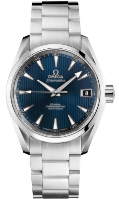 Omega Aqua Terra Automatic Chronometer 38.5mm 231.10.39.21.03.001