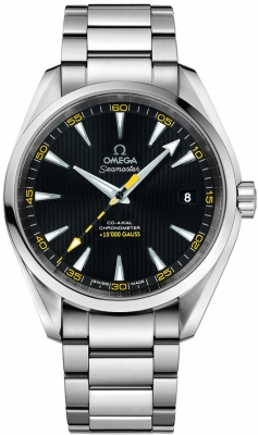 Omega Aqua Terra 150m Co-Axial 41.5mm 15'000 Gauss 231.10.42.21.01.002