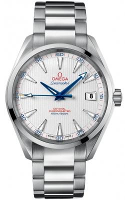 Omega Aqua Terra Automatic Chronometer 41.5mm 231.10.42.21.02.002