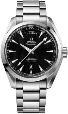 Omega Aqua Terra 150m Co-Axial Day Date 231.10.42.22.01.001