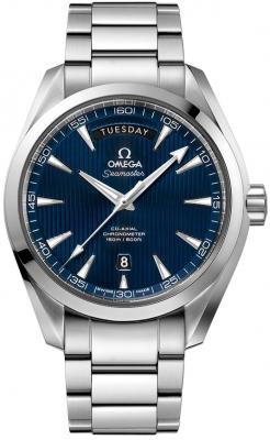 Omega Aqua Terra 150m Co-Axial Day Date 231.10.42.22.03.001