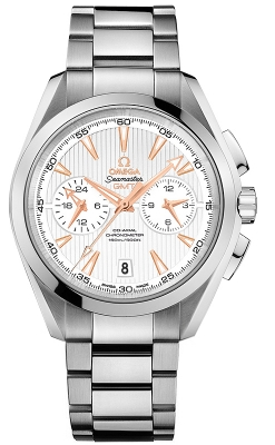 Omega Aqua Terra 150m Co-Axial GMT Chronograph 43mm 231.10.43.52.02.001
