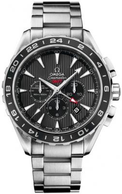 Omega Aqua Terra Chronograph GMT 231.10.44.52.06.001