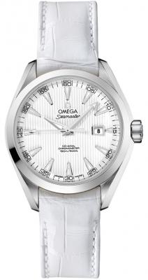 Omega Aqua Terra Ladies Automatic 34mm 231.13.34.20.04.001
