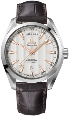 Omega Aqua Terra 150m Co-Axial Day Date 231.13.42.22.02.001