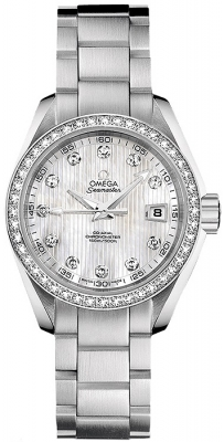 Omega Aqua Terra Ladies Automatic 30mm 231.15.30.20.55.001