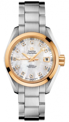 Omega Aqua Terra Ladies Automatic 30mm 231.20.30.20.55.004