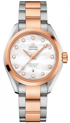 Omega Aqua Terra 150m Master Co-Axial 34mm 231.20.34.20.55.001
