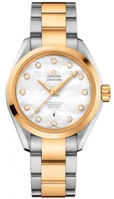 Omega Aqua Terra 150m Master Co-Axial 34mm 231.20.34.20.55.002