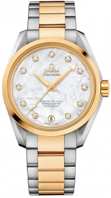 Omega Aqua Terra 150m Master Co-Axial 38.5mm 231.20.39.21.55.004