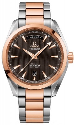 Omega Aqua Terra 150m Co-Axial Day Date 231.20.42.22.06.001