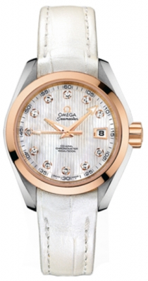 Omega Aqua Terra Ladies Automatic 30mm 231.23.30.20.55.001