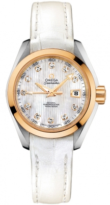 Omega Aqua Terra Ladies Automatic 30mm 231.23.30.20.55.002