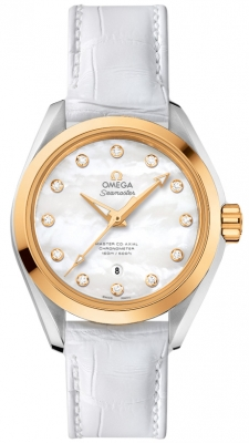 Omega Aqua Terra 150m Master Co-Axial 34mm 231.23.34.20.55.002
