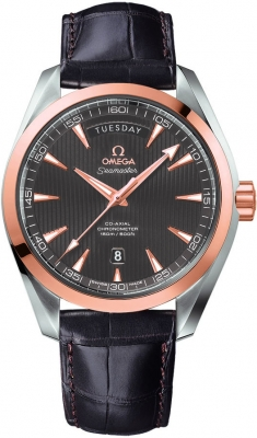 Omega Aqua Terra 150m Co-Axial Day Date 231.23.42.22.06.001