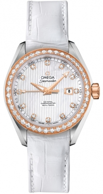 Omega Aqua Terra Ladies Automatic 34mm 231.28.34.20.55.002