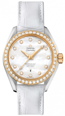 Omega Aqua Terra 150m Master Co-Axial 34mm 231.28.34.20.55.004