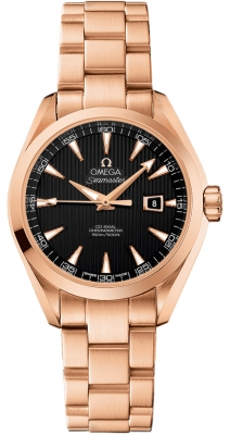 Omega Aqua Terra Ladies Automatic 34mm 231.50.34.20.01.002