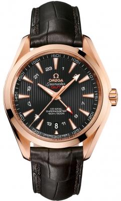 Omega Aqua Terra 150m GMT 231.53.43.22.06.002