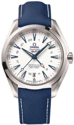 Omega Aqua Terra 150m Master Co-Axial GMT 43mm 231.92.43.22.04.001