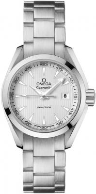 Omega Aqua Terra Quartz 30mm 231.10.30.60.02.001