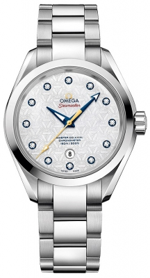Omega Aqua Terra 150m Master Co-Axial 34mm 231.10.34.20.55.003