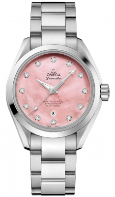 Omega Aqua Terra 150m Master Co-Axial 34mm 231.10.34.20.57.003