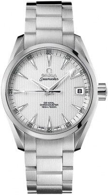 Omega Aqua Terra Automatic Chronometer 38.5mm 231.10.39.21.02.001
