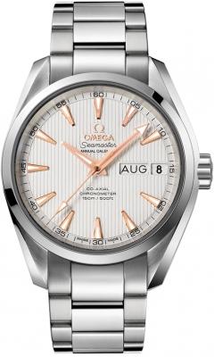 Omega Aqua Terra Annual Calendar 39mm 231.10.39.22.02.001