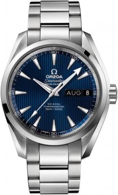 Omega Aqua Terra Annual Calendar 39mm 231.10.39.22.03.001