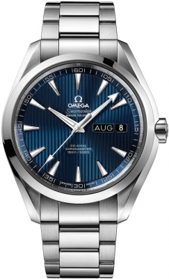 Omega Aqua Terra Annual Calendar 43mm 231.10.43.22.03.002
