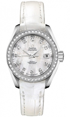 Omega Aqua Terra Ladies Automatic 30mm 231.18.30.20.55.001