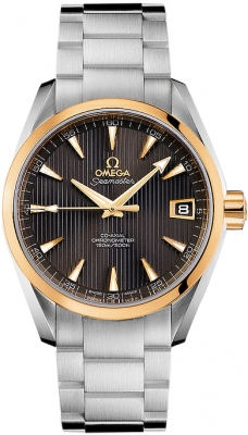 Omega Aqua Terra Automatic Chronometer 38.5mm 231.20.39.21.06.004