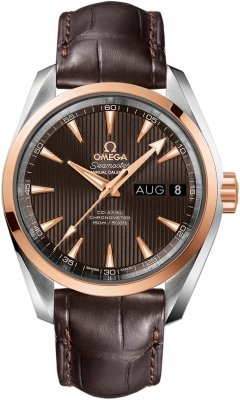 Omega Aqua Terra Annual Calendar 39mm 231.23.39.22.06.001
