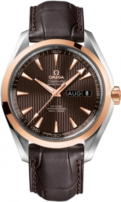 Omega Aqua Terra Annual Calendar 43mm 231.23.43.22.06.002