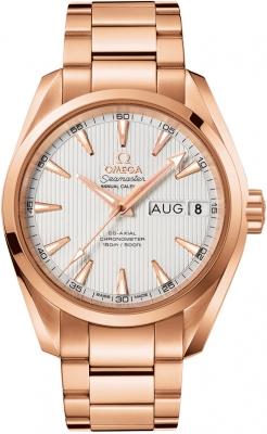 Omega Aqua Terra Annual Calendar 39mm 231.50.39.22.02.001